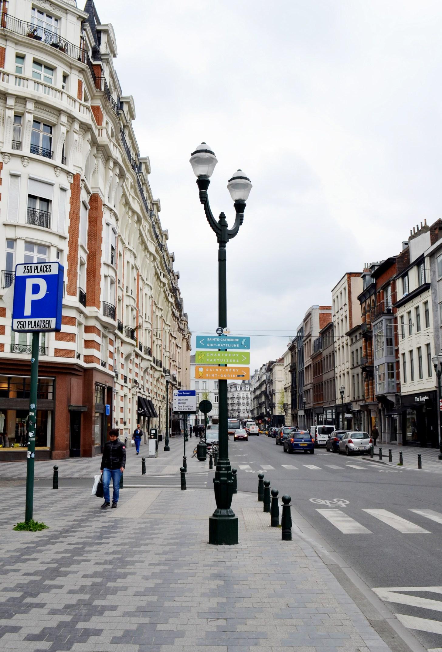 hotspots in Brussel