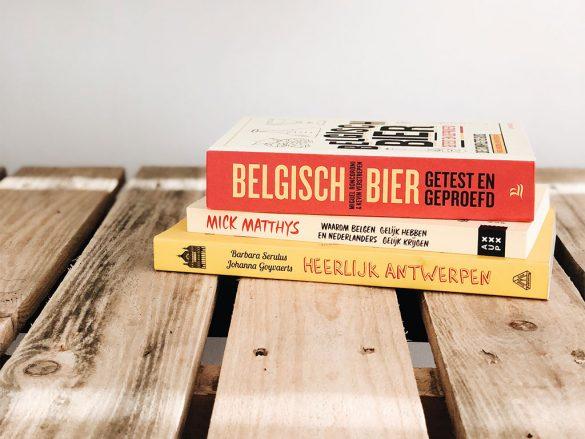 Belgische boeken