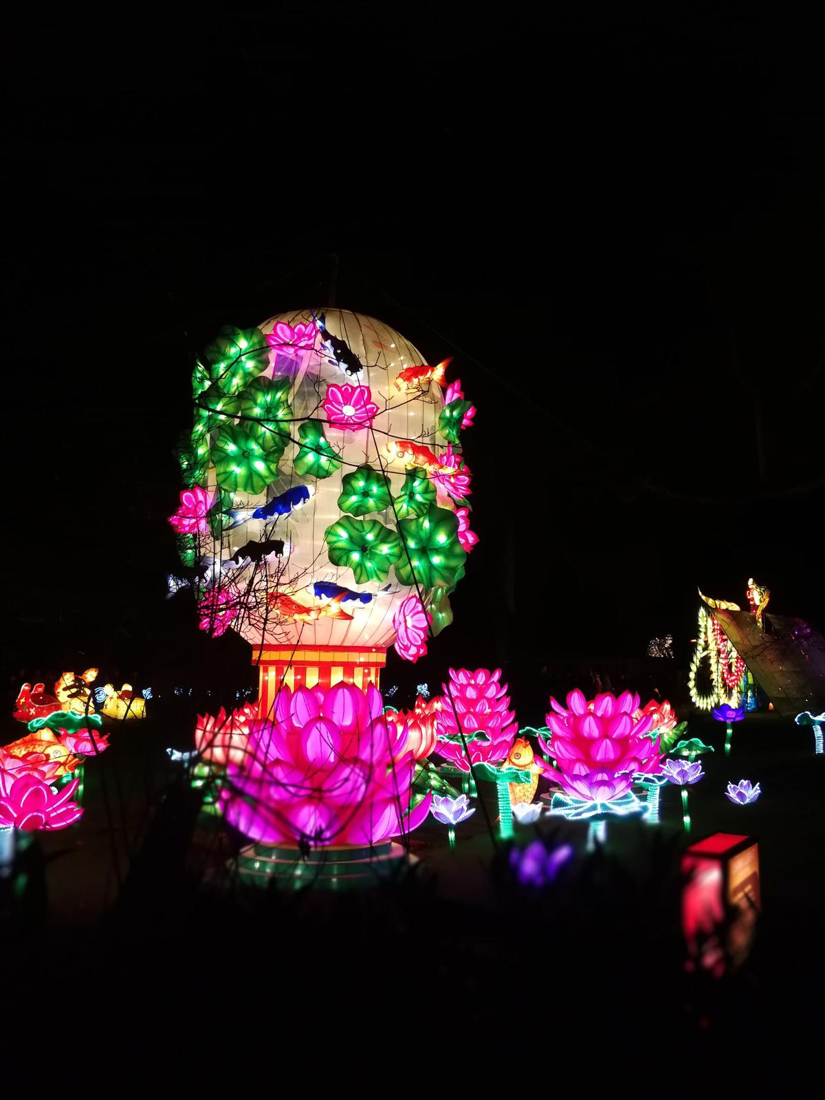 China Light Festival Antwerpen