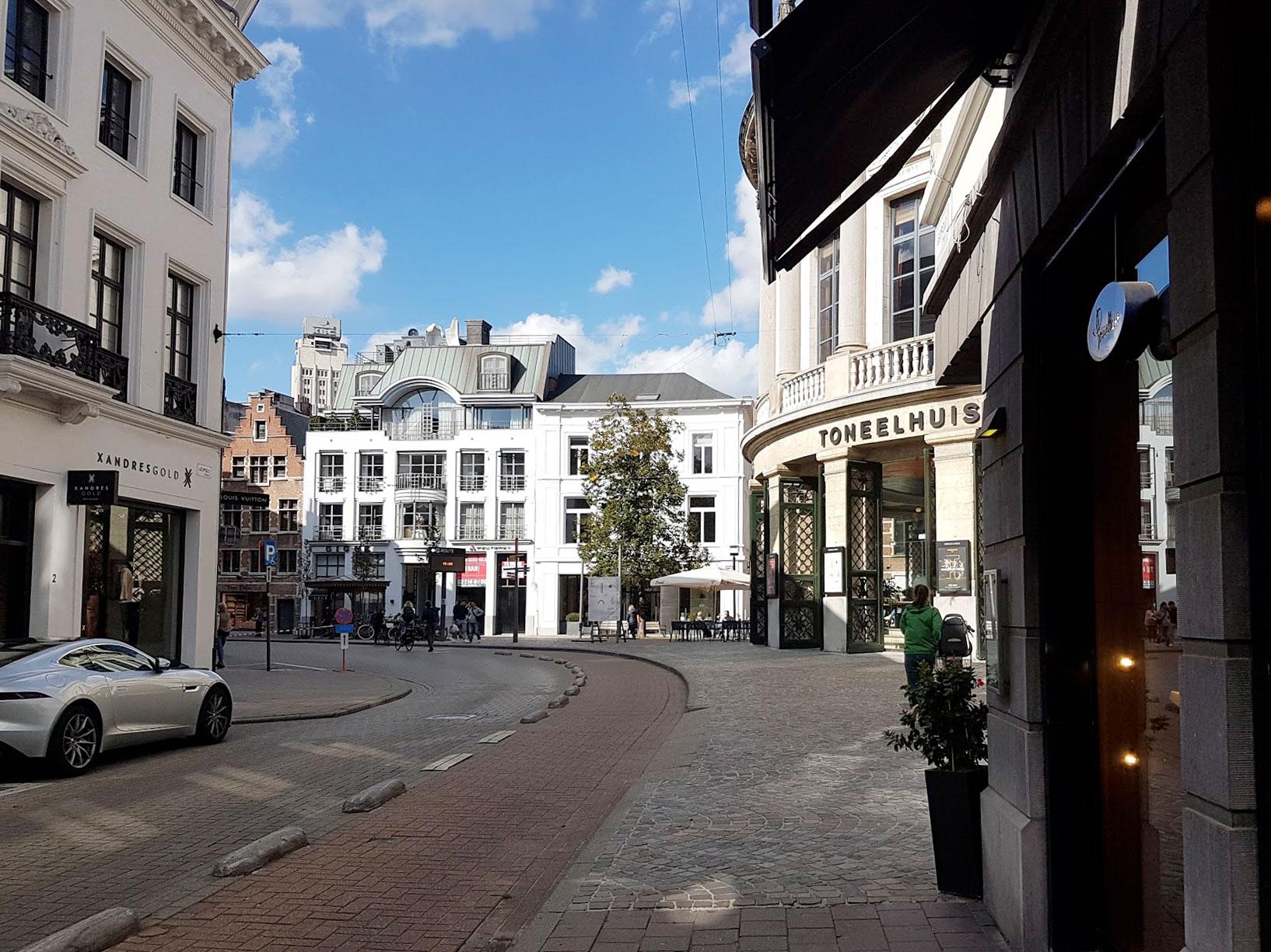 Theaterbuurt Antwerpen