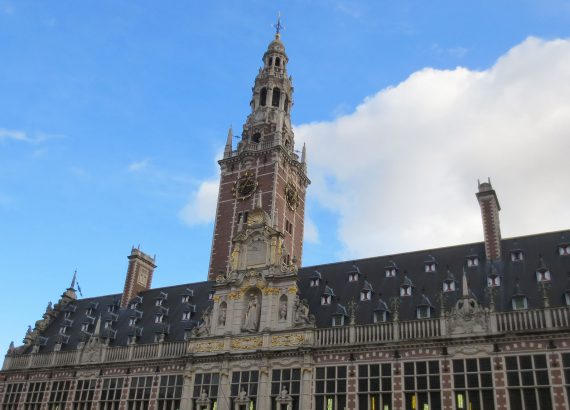 Bibliotheektoren Leuven