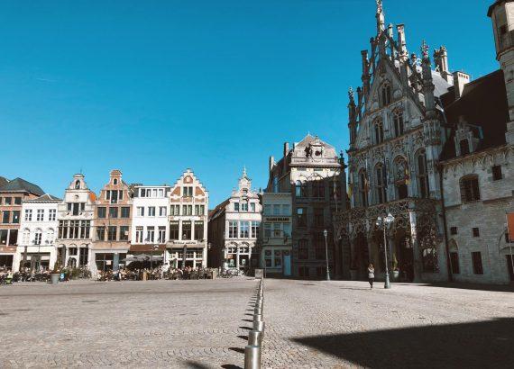 Hotspots in Mechelen