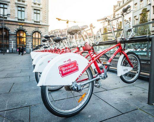 Antwerpen fiets