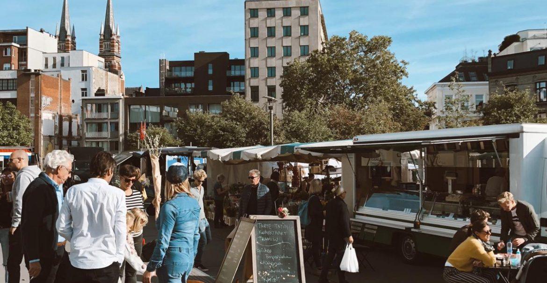 markten in Antwerpen