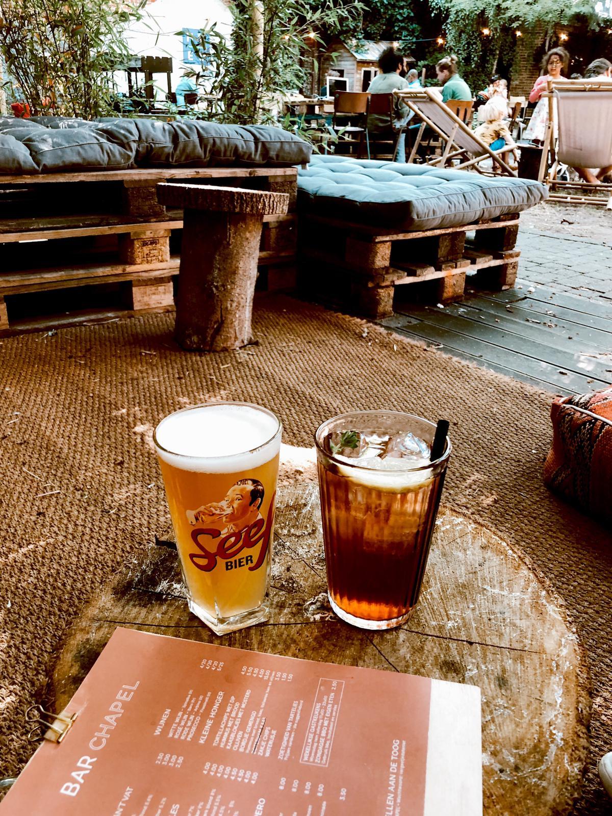 bar chapel drankje