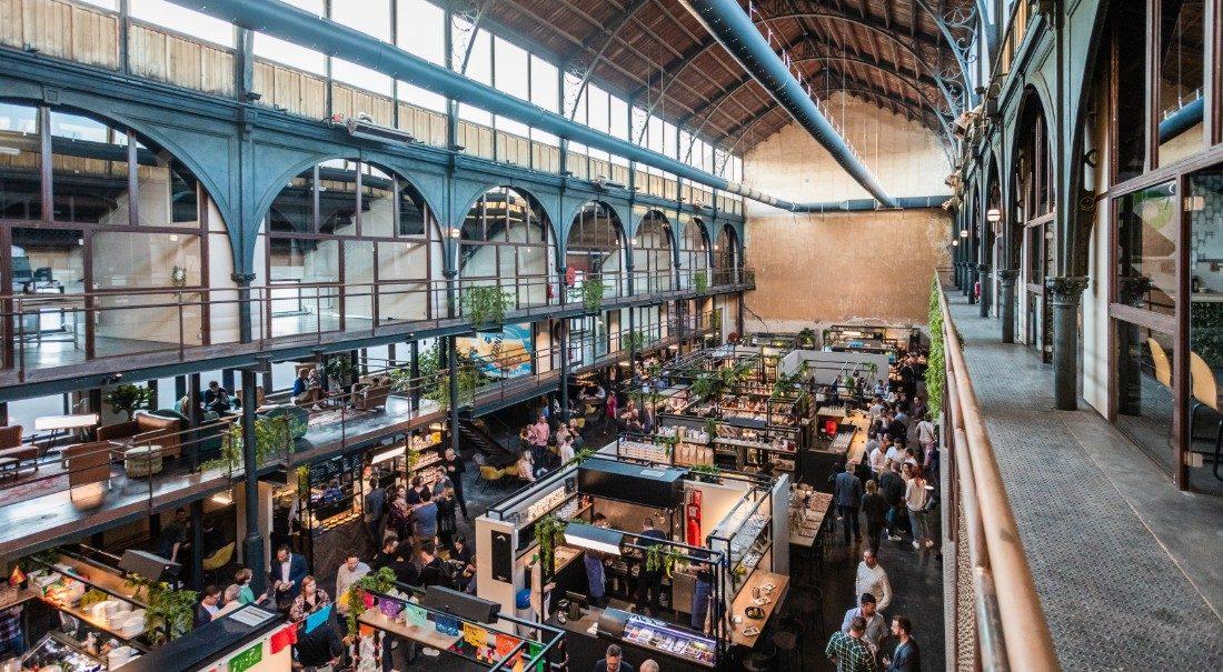 De Vleeshalle Mechelen