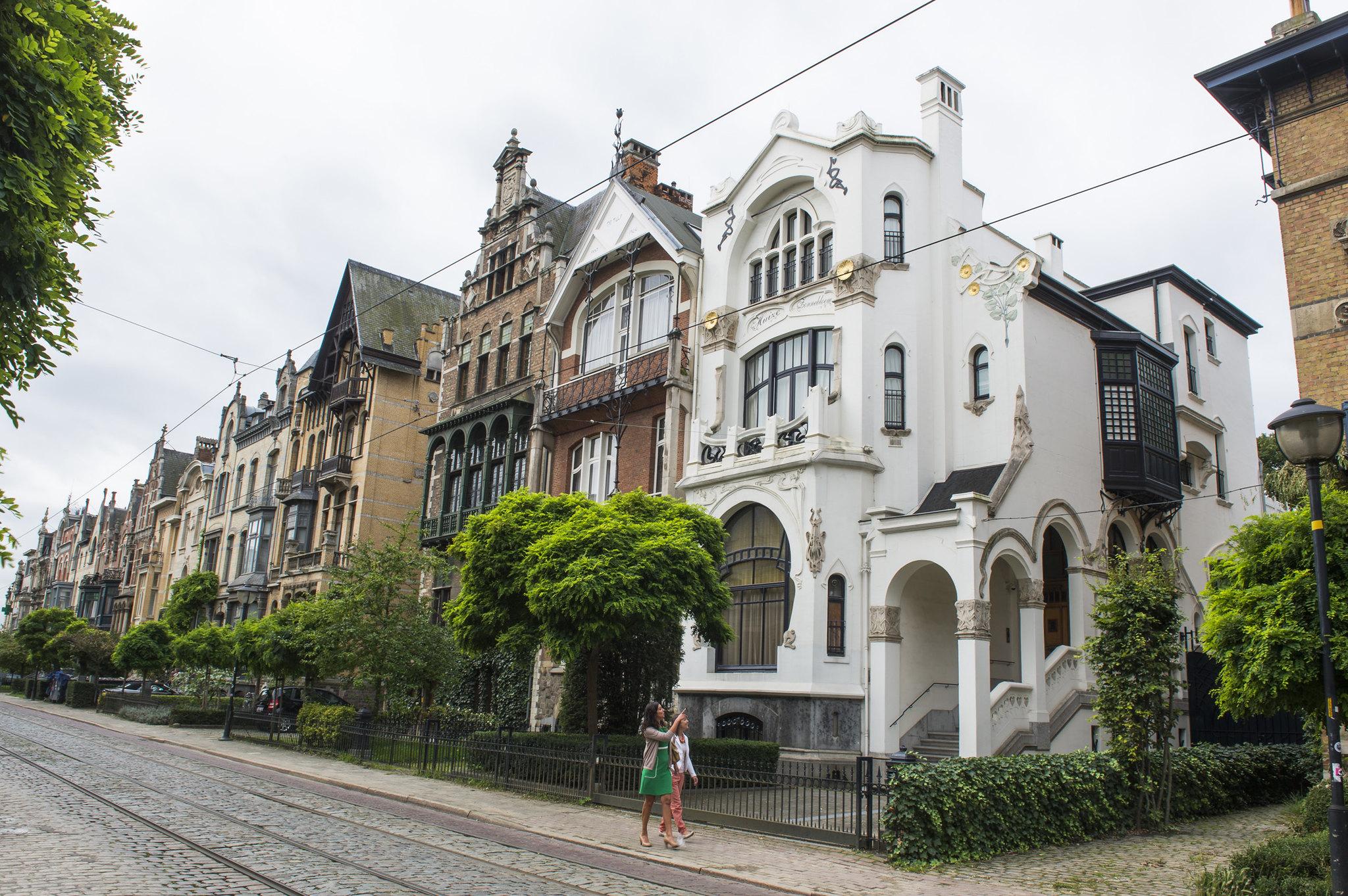 Cogels-Osylei in Antwerpen
