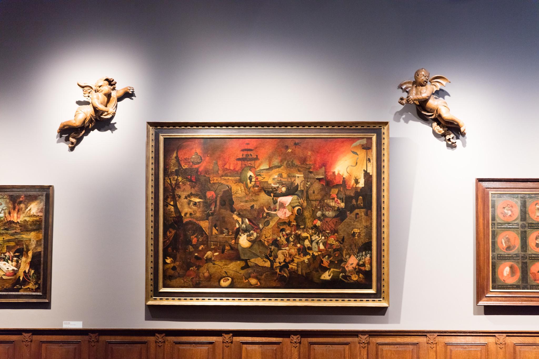 Museum Mayer van den Bergh in Antwerpen