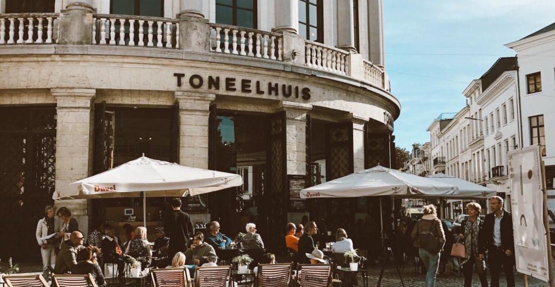 bourlaschouwburg toneelhuis Antwerpen