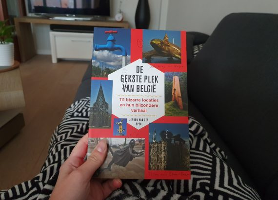 Gekke plekken in België
