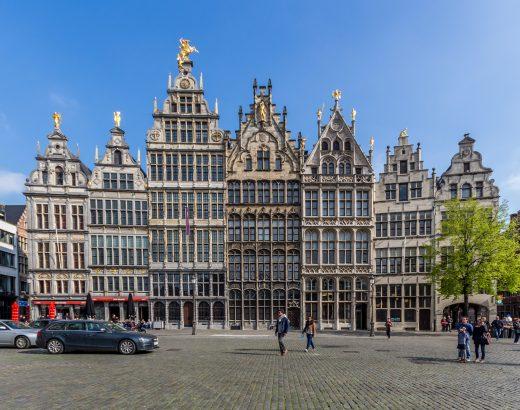 corona maatregelen Antwerpen