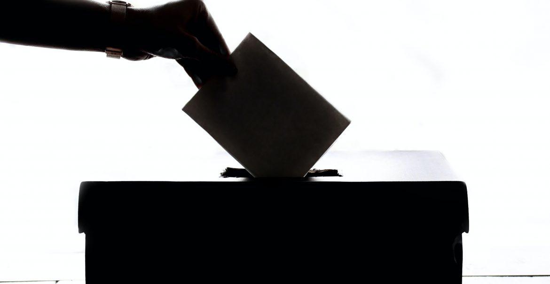 Stemmen als je in het buitenland woont