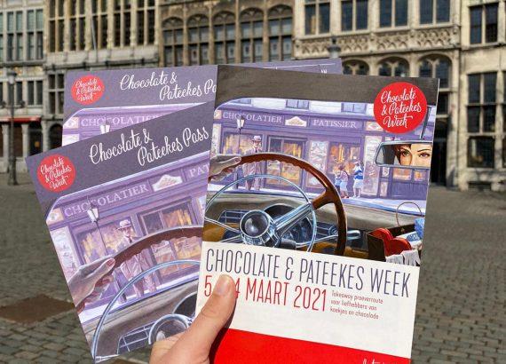 Chocolate & Pateekes Week Antwerpen